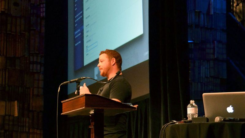 Andy Beaver talks about iOS 7, Casper Suite, and Apple Configurator at the 2013 JAMF Nation User Conference