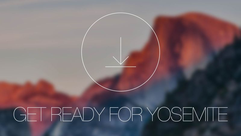 Make the transition to OS X Yosemite gracefully