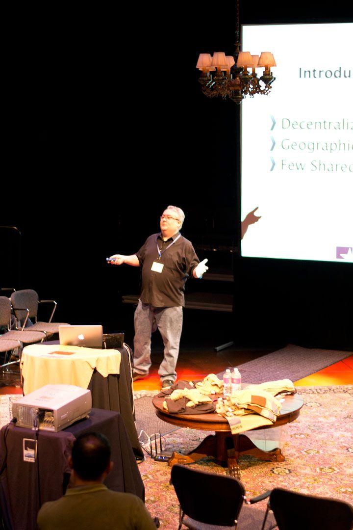 Michael Crispin discusses Duke University's use of Jamf Pro at JNUC.