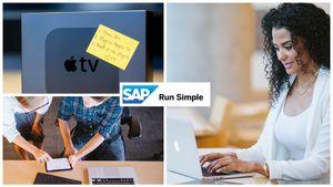 How Apple machines run simple at SAP