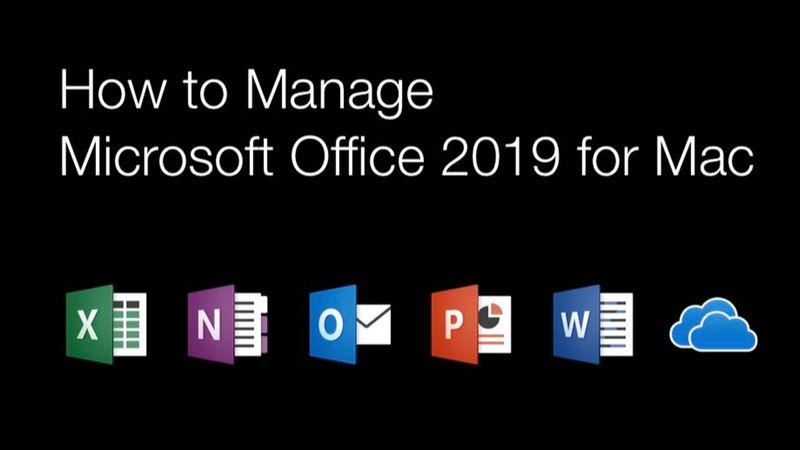 How to manage Microsoft Office 2019 for Mac - Q&A | Blog | Jamf