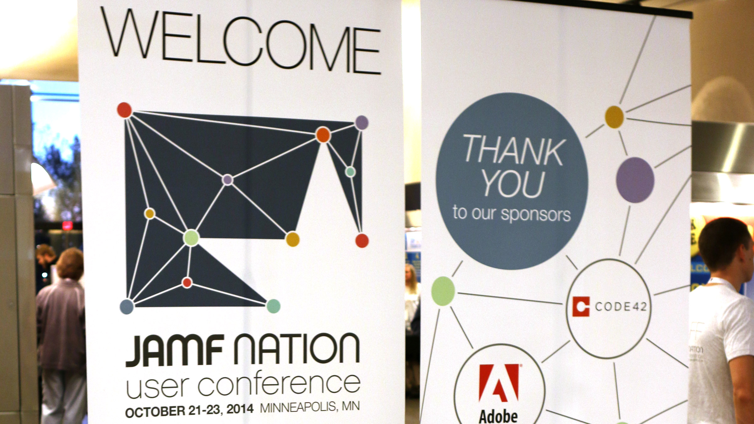 JAMF Nation User Conference 2014 - begins
