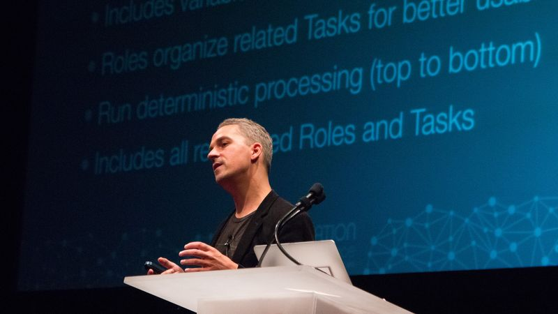 JAMF Nation User Conference 2014 - Playbook Automation of JSS Infrastructures