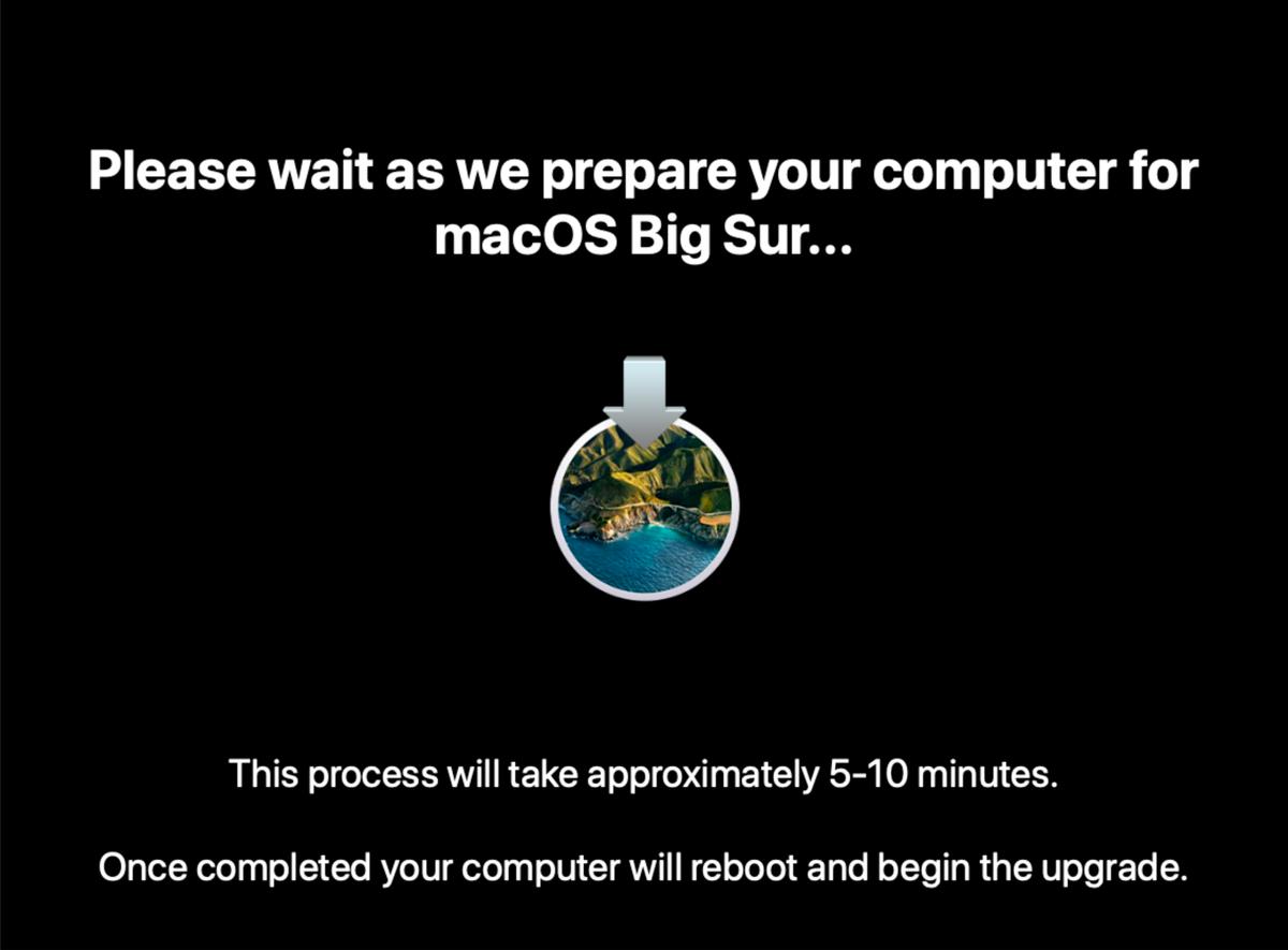 Screenshot of Jamf Pro user pop-up: