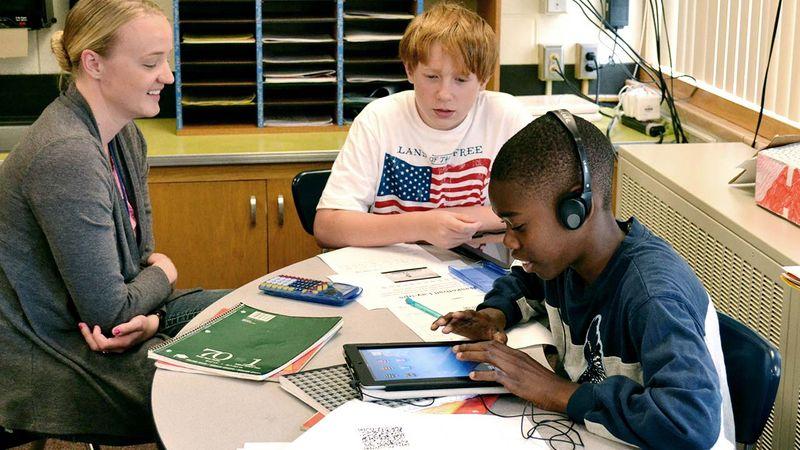 Hopkins Public Schools: Advancing Technology in the Classroom