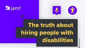 The truth about hiring people with disabilities cover
