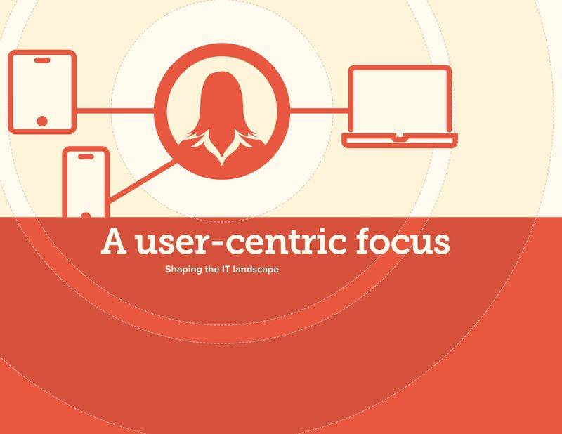 A user-centric focus