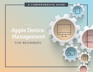 Apple Device Management for Beginners cover