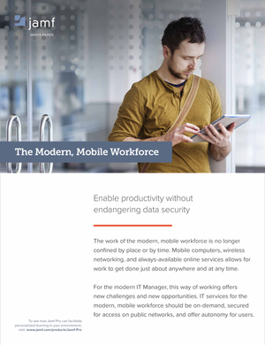 The Modern Mobile Workforce